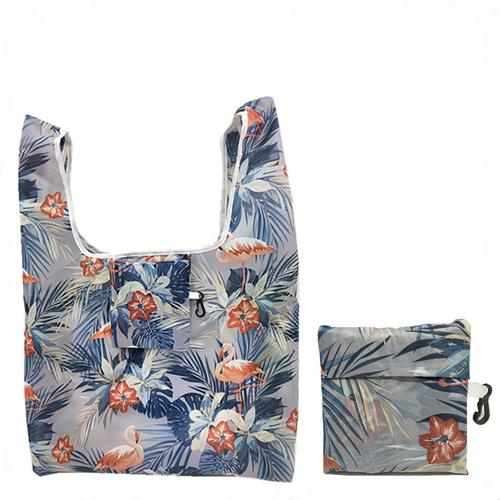 SDGS 保冷 リサイクル ポリエステル スーパー コンビニ 折り畳みバッグ 買い物袋